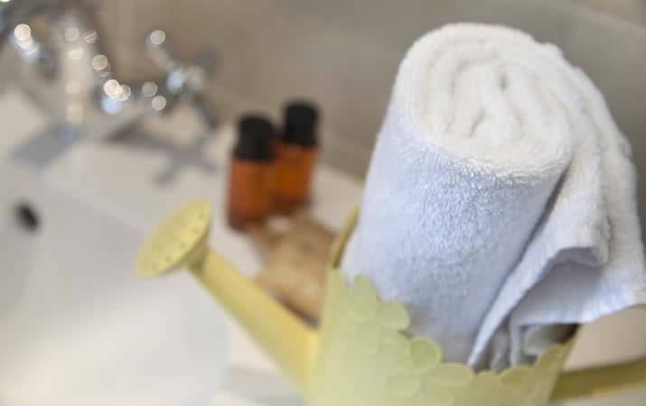 Asciugamano appartamento