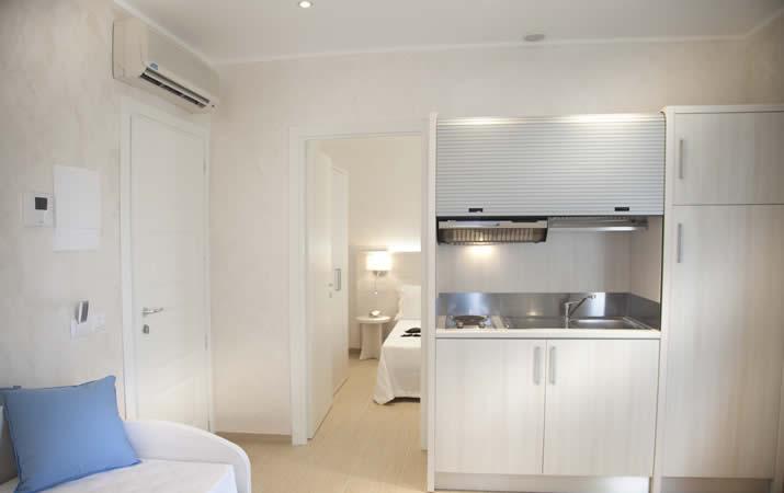 Salotto appartamento